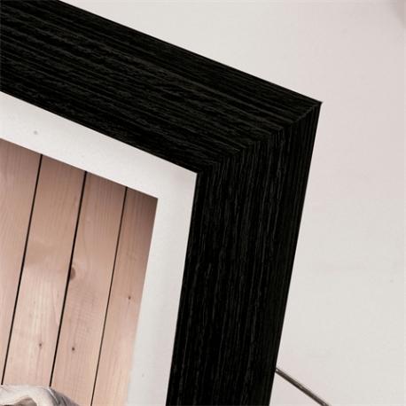Фото подарки - Zep Photo Frame V21571 Nelson 1 Black 13x18 cm - быстрый заказ от производителя
