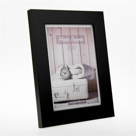 Фото подарки - Zep Photo Frame V21681 Nelson 1 Black 15x20 cm - быстрый заказ от производителя
