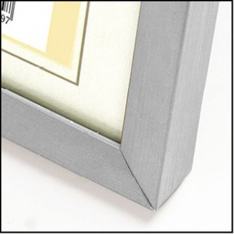 Фото подарки - Zep Photo Frame KL11 Silver 21x29,7 cm - быстрый заказ от производителя