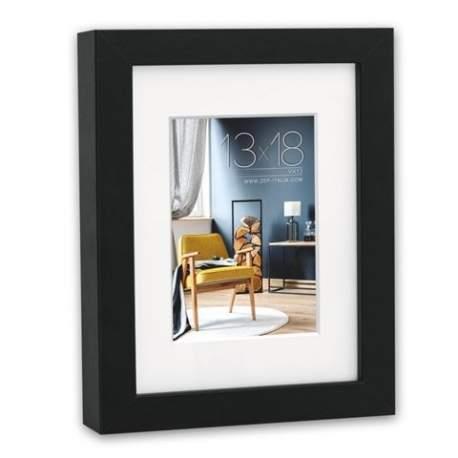 Фото подарки - Zep Photo Frame V5968B Niki Black 10x15 / 15x20 cm - быстрый заказ от производителя