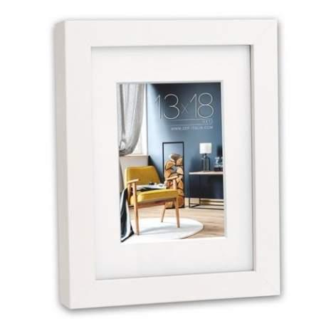 Фото подарки - Zep Photo Frame V5957W Niki White 9x13 / 13x18 cm - быстрый заказ от производителя