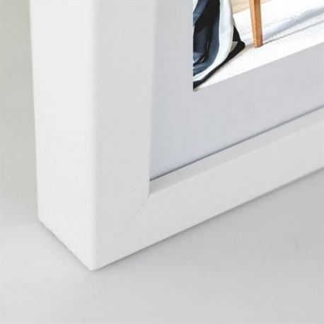 Фото подарки - Zep Photo Frame V5968W Niki White 10x15 / 15x20 cm - быстрый заказ от производителя