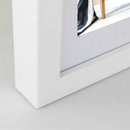 Фото подарки - Zep Photo Frame V5923W Niki White 15x20 / 20x30 cm - быстрый заказ от производителя