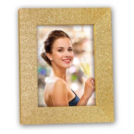 Фото подарки - Zep Photo Frame MG668 Broadway Gold 15x20 cm - быстрый заказ от производителя