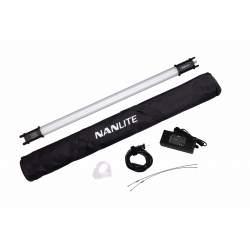 LED Gaismas nūjas - Nanlite PAVOTUBE 15C 1KIT RGB bi-color - perc šodien veikalā un ar piegādi