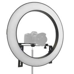 Video LED - Falcon Eyes Wi-Fi Bi-Color LED Ring Lamp Dimmable DVR-160TW - quick order from manufacturer