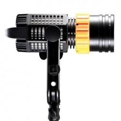 LED Fresnel Prožektori - Falcon Eyes 5600K Mini LED Fresnel P-12A 120W - ātri pasūtīt no ražotāja
