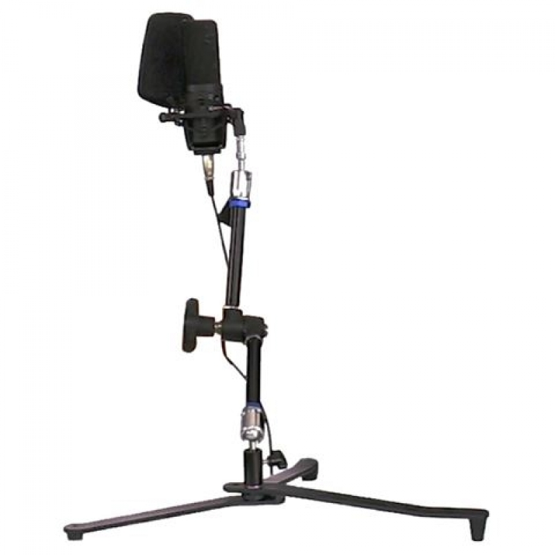 Boya Large Diaphragm Condenser Microphone By M1000 Kit