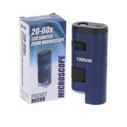 Микроскопы - Carson Handmicroscope MM-450 20-60 with LED - быстрый заказ от производителя
