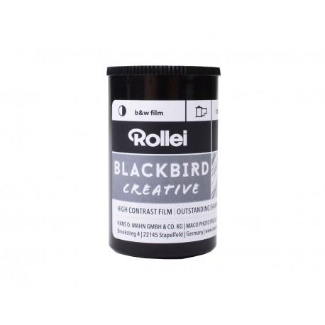 Foto filmiņas - Rollei Blackbird b&w 35mm 36 exposures - perc šodien veikalā un ar piegādi