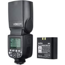 Zibspuldzes - Godox Ving flash V860II for Fujifilm - perc šodien veikalā un ar piegādi