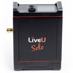 Straumēšanai, Podkāstiem, Pāraidēm - LiveU Solo - ātri pasūtīt no ražotāja