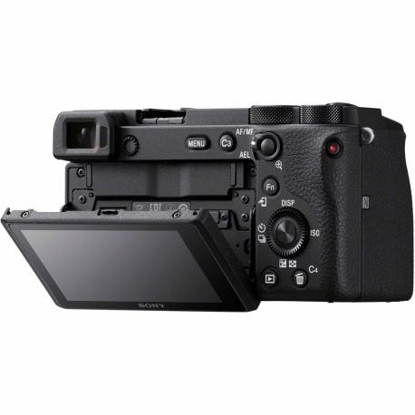Bezspoguļa kameras - Sony Alpha a6600 Body ILCE-6600 - ātri pasūtīt no ražotāja