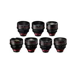 Canon7PrimeBundle14mm-20mm-24mm-35mm-50mm-85mm-135mm