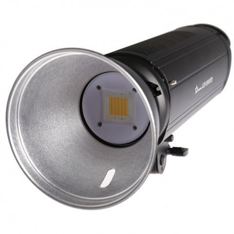 Video LED - Linkstar Bi-Color LED Lamp Dimmable LES-200TD on 230V - ātri pasūtīt no ražotāja