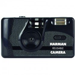 Плёночные фотоаппараты - Harman reusable Camera Kit 35mm filmu kamera ar 2 filmām - купить сегодня в магазине и с доставкой
