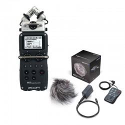 Mikrofoni - Zoom H5 skaņas ierakstītājs Handy Recorder 311109 - perc šodien veikalā un ar piegādi