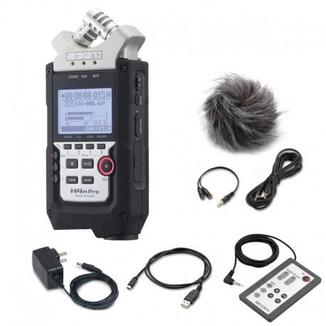 Kupit Segodnya Zoom H4n Pro Handy Recorder Mikrofoni