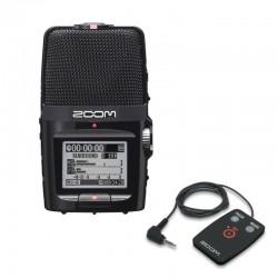 Mikrofoni - Zoom H2n Handy Recorder - perc šodien veikalā un ar piegādi