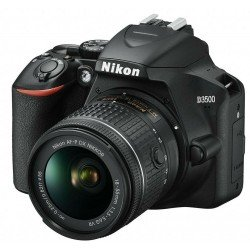 Фото и видеотехника - Nikon D3500 AF-P DX 18-55 VR DSLR kit аренда