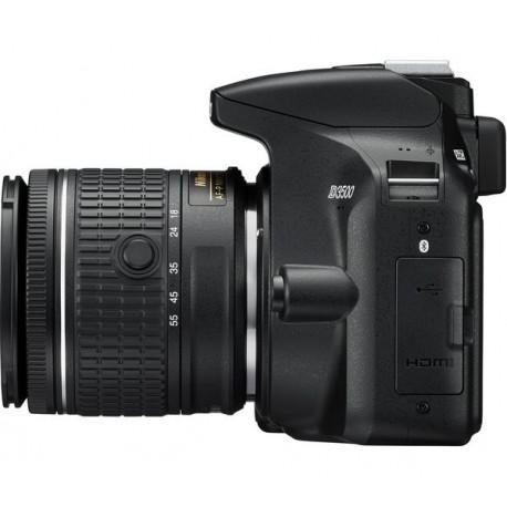 Foto un videotehnika - Nikon D3500 AF-P DX 18-55 VR DSLR kit noma