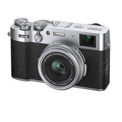 Bezspoguļa kameras - Fujifilm X100V Silver - ātri pasūtīt no ražotāja