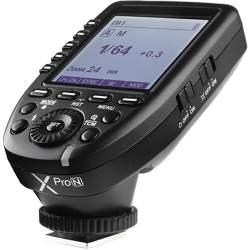 Radio palaidēji - Godox XPro N TTL Wireless Flash Trigger for Nikon Cameras - perc šodien veikalā un ar piegādi