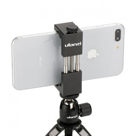 Viedtālruņiem - Ulanzi metal Phone tripod mount ST-02S - perc šodien veikalā un ar piegādi