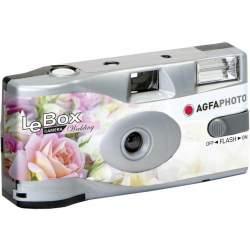 Filmu kameras - Agfaphoto Agfa LeBox 400 27 Wedding Flash - perc šodien veikalā un ar piegādi