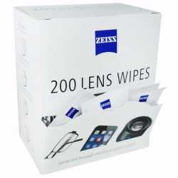 Kameras tīrīšana - ZEISS PRE-MOISTENED CLEANING CLOTHS 2203-468 - ātri pasūtīt no ražotāja