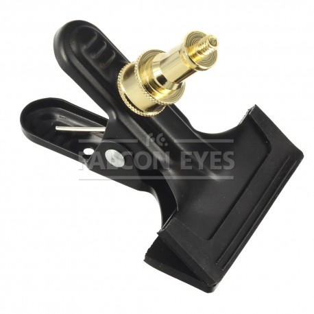 Holders - Falcon Eyes Clamp + Spigot CL-CLIP - buy today in store and with delivery