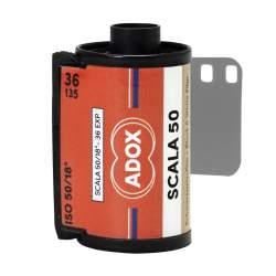 Foto filmiņas - Adox Scala 50 35mm 36 exposures - perc šodien veikalā un ar piegādi