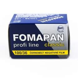 Foto filmiņas - Fomapan 100 Classic 35mm 36 exposures - perc šodien veikalā un ar piegādi