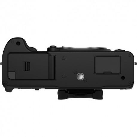 Bezspoguļa kameras - Fujifilm X-T4 black hybrid APS-C mirrorless camera X-Trans CMOS IBIS 4 X-Processor - ātri pasūtīt no ražotāja