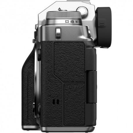 Bezspoguļa kameras - Fujifilm X-T4 silver hybrid APS-C mirrorless camera X-Trans CMOS IBIS 4 X-Processor - ātri pasūtīt no ražotāja