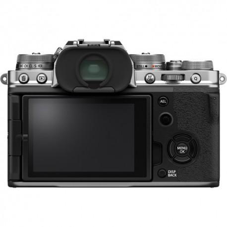 Bezspoguļa kameras - Fujifilm X-T4 + 16-80mm, sudrabots 16651277 - perc šodien veikalā un ar piegādi