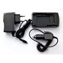 Kameras bateriju lādētāji - Charger Nikon EN-EL20, Pan. VBN130, Sam. BP1030, Fuji NP-W126 - perc šodien veikalā un ar piegādi
