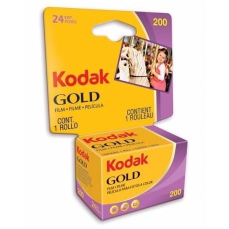 Фото плёнки - KODAK 135 GOLD 200-24X1 CARDED - купить сегодня в магазине и с доставкой