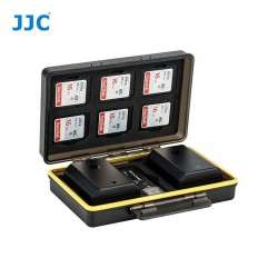 JJCBC-3SD6Multi-FunctionBatteryCase