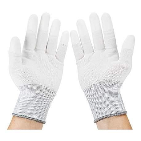 Чистящие средства - JJC G-01 Anti-Static Cleaning Gloves - купить сегодня в магазине и с доставкой