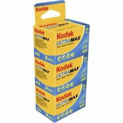 Foto filmiņas - Kodak 135 Ultramax 400-36x3 - perc šodien veikalā un ar piegādi