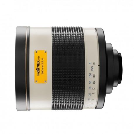 Объективы - Walimex pro 800/8,0 DSLR Mirror Nikon Z - быстрый заказ от производителя
