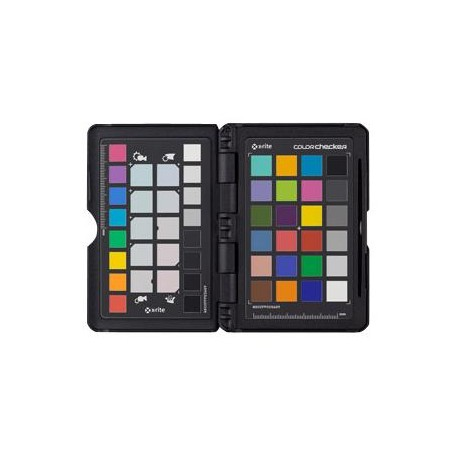 Vairs neražo - X-Rite ColorChecker Passport MSCCPP