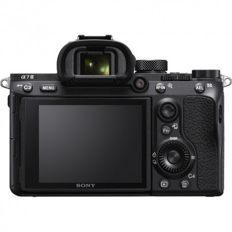 Bezspoguļa kameras - Sony Alpha a7 III Kit 24-105 mm F/4G OSS - perc šodien veikalā un ar piegādi