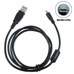 Video Cables - PANASONIC DC-CABLE (USB-CABLE) K1HY08YY0037 - quick order from manufacturer