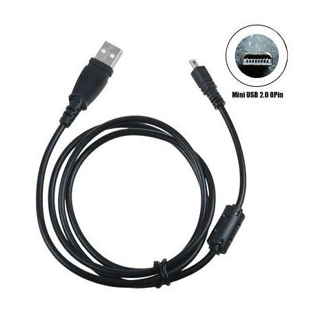 Провода, кабели - PANASONIC DC-CABLE (USB-CABLE) K1HY08YY0037 - быстрый заказ от производителя