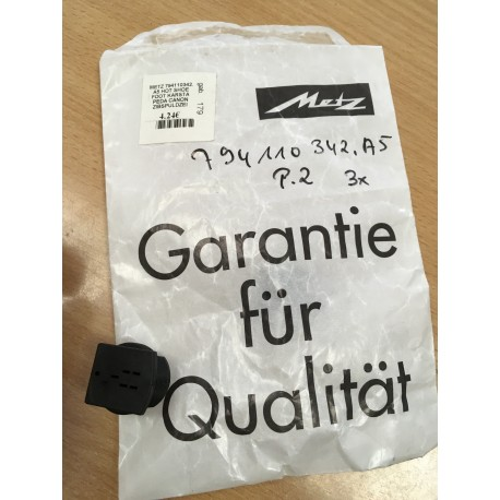 Spare Parts - Metz 794110342.A5 hot shoe Foot karsta peda Canon zibspuldzei - buy today in store and with delivery