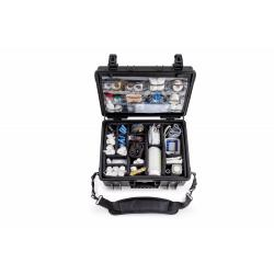 Cases - BW OUTDOOR CASES TYPE 6000 WITH MEDICAL EMERGENCY KIT, BLACK - quick order from manufacturer
