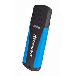 Zibatmiņas - TRANSCEND JETFLASH 810 (USB TYPE-A - USB 3,1) 32GB/BABY BLUE - ātri pasūtīt no ražotāja