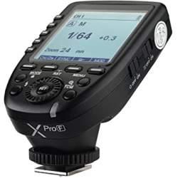 Radio palaidēji - Godox XPro F TTL Wireless Flash Trigger for Fujifilm Cameras transmitter - perc šodien veikalā un ar piegādi